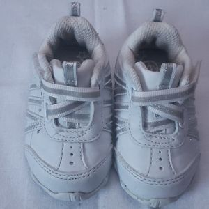White Toddler Sneakers